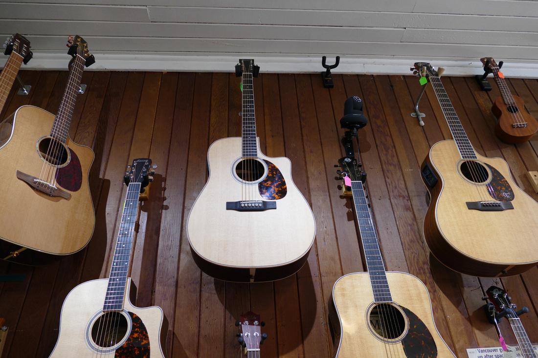 Neil Douglas Guitar Shop - Guitar Sales, Lessons & Repairs